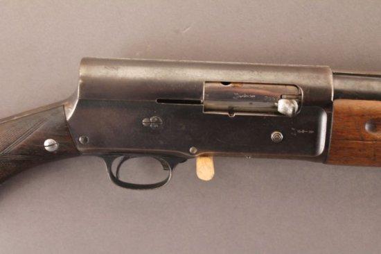 FN MODEL A-5 SEMI-AUTO 12GA. SHOTGUN,