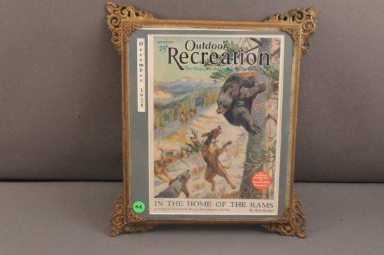 "PHILLIP GOODWIN ""OUTDOOR RECREATION"" 1925"