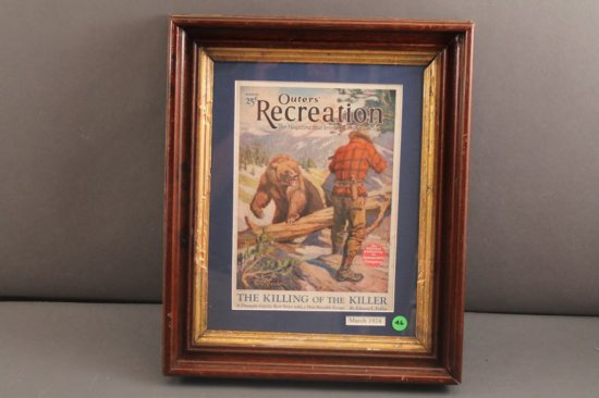 "PHILLIP GOODWIN ""OUTDOOR RECREATION"" 1924"