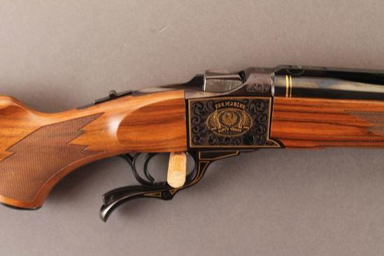 RUGER NO. 1 SINGLE SHOT 45-70CAL RIFLE