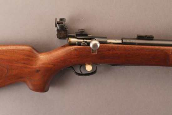 WINCHESTER MODEL 75 TARGET, .22CAL BOLT ACTION RIFLE