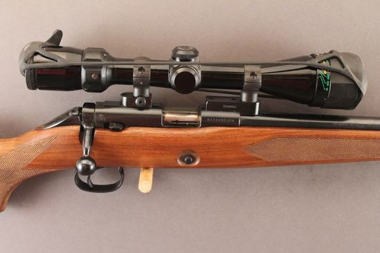 BROWNING MODEL 52, .22CAL BOLT ACTION RIFLE