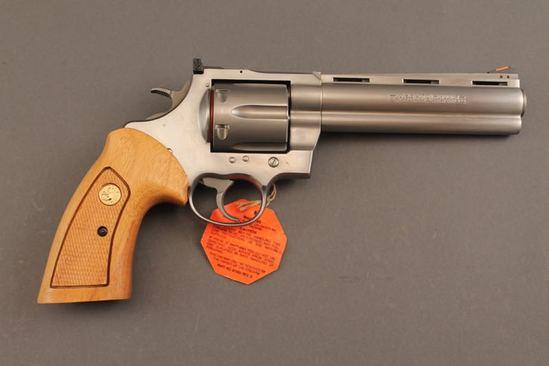 handgun COLT ANACONDA, 44 MAG     Auctions Online | Proxibid