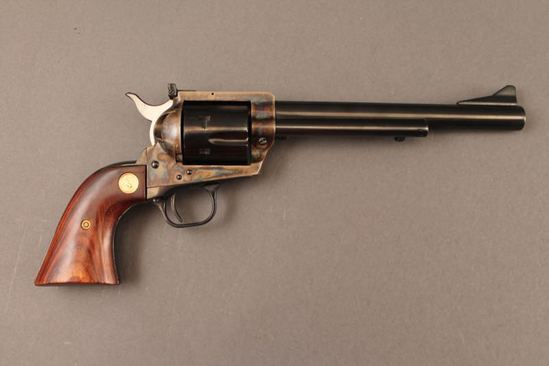handgun COLT S.A.A. NEW FRONTIER, .45CAL REVOLVER