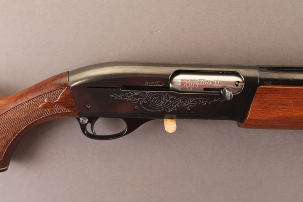 Lot: REMINGTON MODEL 1100, 12GA SEMI-AUTO SHOTGUN | Proxibid