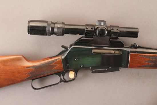 BROWNING BLR 71, .308CAL LEVER ACTION RIFLE