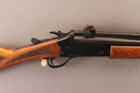 SAVAGE MODEL 24C SERIES N, .22/20 O.U RIFLE/SHOTGUN