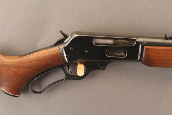 MARLIN MODEL 336SC, 30-30 CAL LEVER ACTION RIFLE