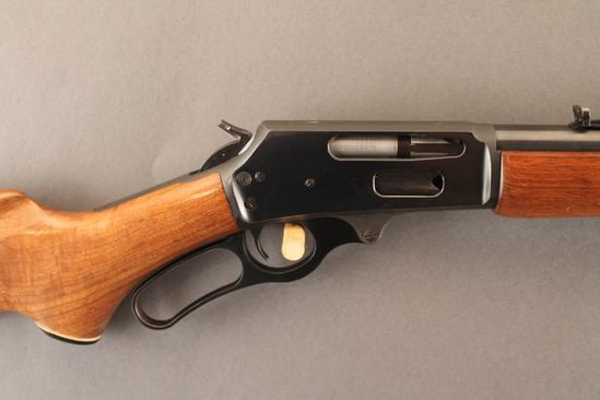 MARLIN MODEL 336SC, 30/30CAL LEVER ACTION RIFLE