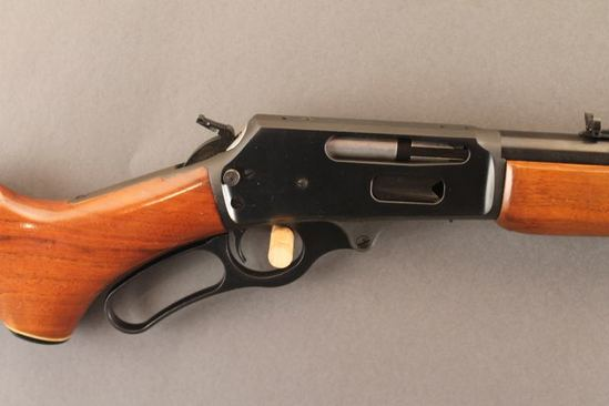 MARLIN MODEL 336ER, .356 WIN CAL, LEVER ACTION RIFLE