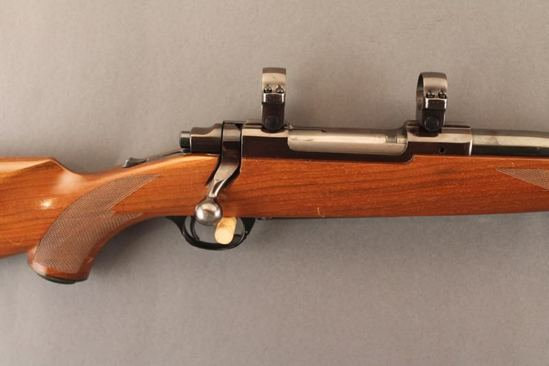 RUGER MODEL 77, 270WIN CAL BOLT ACTION RIFLE