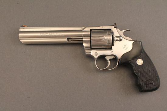 handgun COLT MODEL KING COBRA 357 CAL REVOLVER