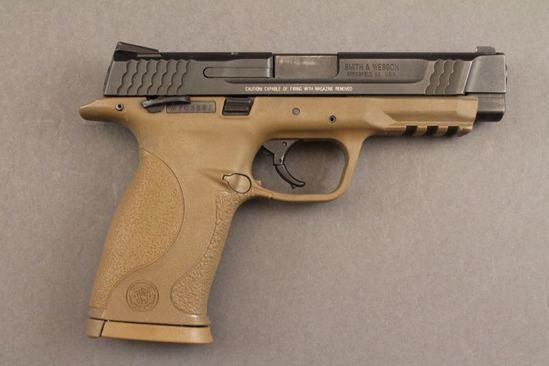 handgun SMITH & WESSON M&P 45 .45 ACP SEMI-AUTO PISTOL