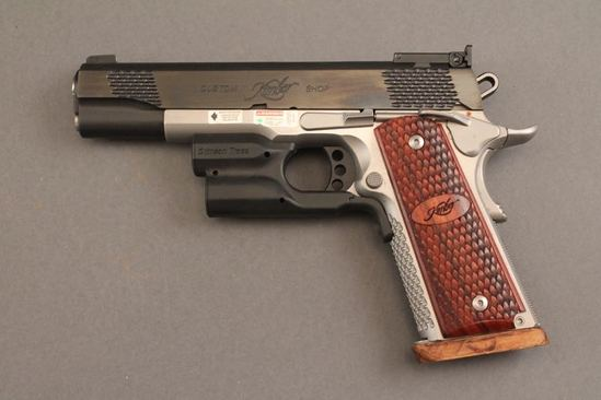 handgun KIMBER GRAND RAPTOR II, 45 ACP SEMI-AUTO PISTOL