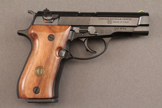 handgun BROWNING BDA, .380CAL SEMI-AUTO PISTOL