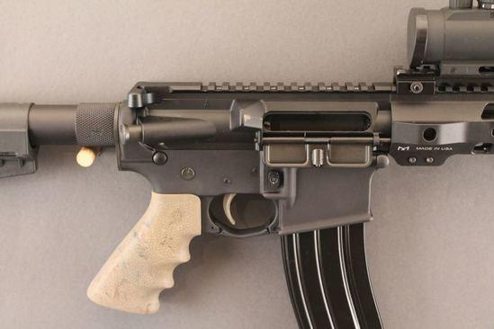 handgun ANDERSON MODEL AM15, 556 MULTI-CAL, SEMI-AUTO PISTOL