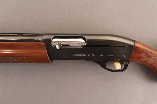 REMINGTON 11-87 PREMIER MODEL, 12GA, SEMI-AUTO SHOTGUN