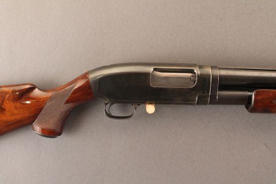 WINCHESTER MODEL 12, 16GA, PUMP ACTION SHOTGUN