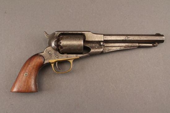 antique REMINGTON 1858 MODEL, 44CAL, PERCUSSION REVOLVER