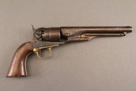 antique COLT 1860 ARMY MODEL, 44CAL. REVOLVER