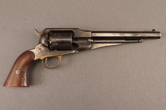 antique REMINGTON NEW MODEL ARMY, 44CAL. REVOLVER