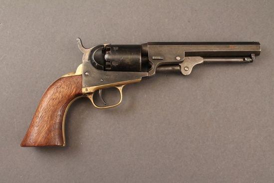 antique handgun COLT 1849 POCKET MODEL, 31CAL, REVOLVER