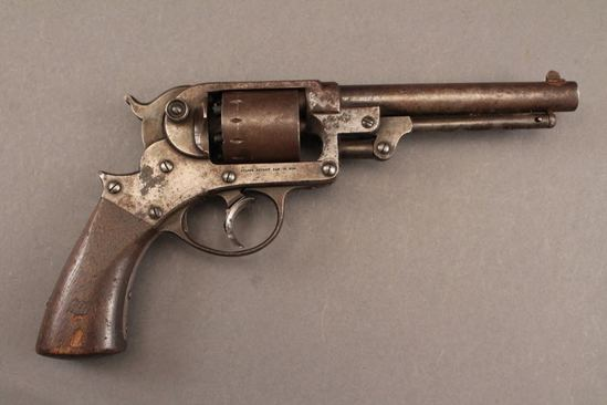 antique STARR, ARMY MODEL, 44CAL, REVOLVER