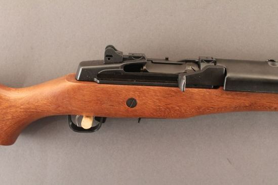 RUGER RANCH RIFLE, 5.56 CAL SEMI-AUTO  RIFLE
