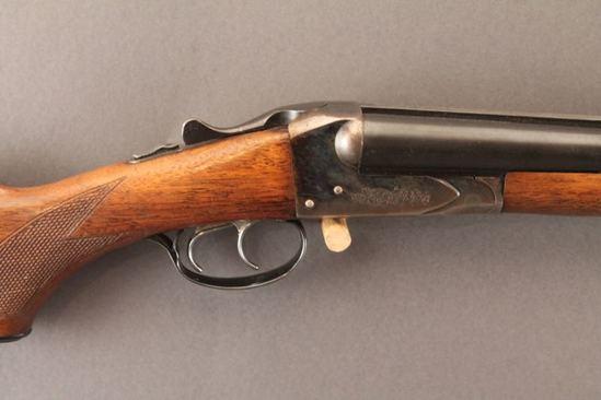 SAVAGE FOX MODEL B, 16GA SXS SHOTGUN