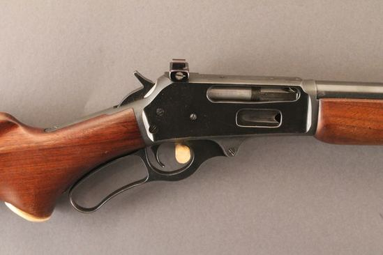 MARLIN MODEL 336SC, .35CAL LEVER ACTION RIFLE