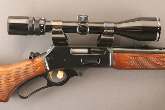 MARLIN MODEL 30AW, .30-30CAL LEVER ACTION  RIFLE