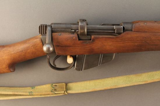 LITHGOW NO. 1 MK III, .303 BOLT ACTION RIFLE S#F39977