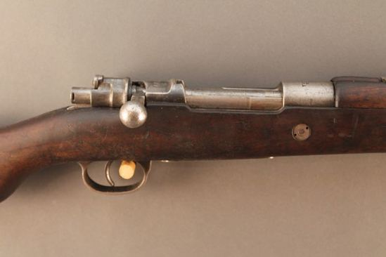TURKISH MAUSER MODEL 98, 8X57CAL BOLT ACTION RIFLE, S#20577