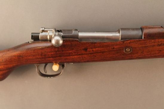 TURKISH MAUSER MODEL 98, 8X57CAL BOLT ACTION RIFLE, S#20972