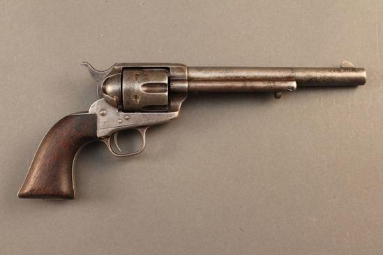 antique COLT SAA 45CAL SA REVOLVER, S#34235