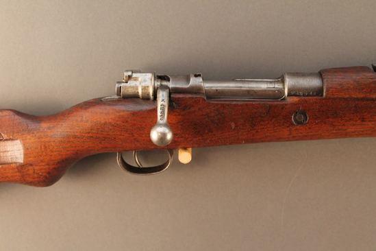 YUGOSLAV MAUSER M-48, 8X57CAL BOLT ACTION RIFLE, S#K48518