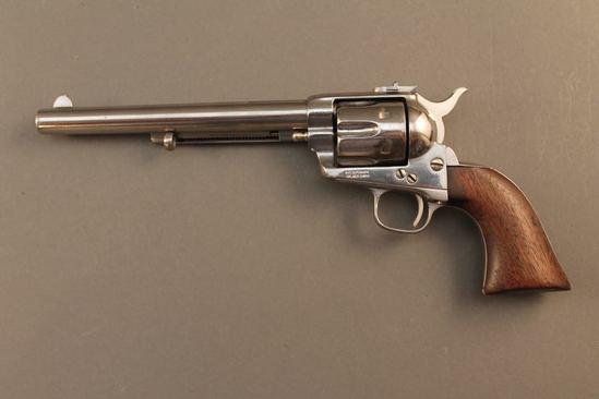 antique COLT SAA 44/40 SA REVOLVER, S#30303
