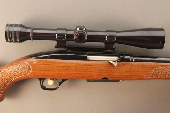 WINCHESTER MODEL 100, .308CAL SEMI-AUTO RIFLE, S#130058