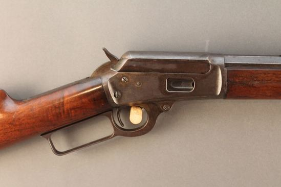 MARLIN MODEL 1894, 38-40 LEVER ACTION RIFLE, S#182312