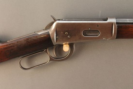 antique WINCHESTER MODEL 1894, 30-30CAL LEVER ACTION RIFLE, S#52838