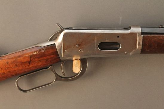 WINCHESTER MODEL 1894, 32WCF LEVER ACTION RIFLE, S#667687
