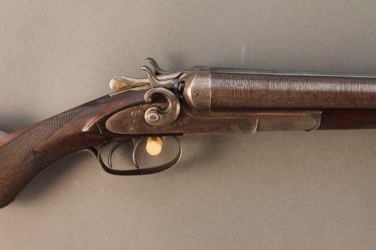 antique REMINGTON MODEL 1889, 12GA SXS SHOTGUN, S#91412
