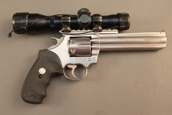 handgun COLT KING COBRA, 357MAG DA REVOLVER, S#KS8043