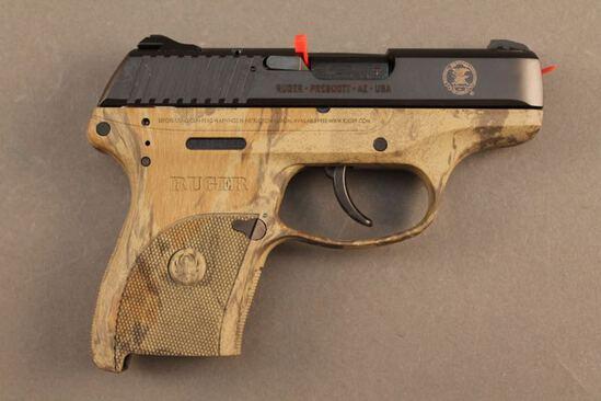 handgun RUGER LC9, 9MM SEMI-AUTO PISTOL, S#NRA101835