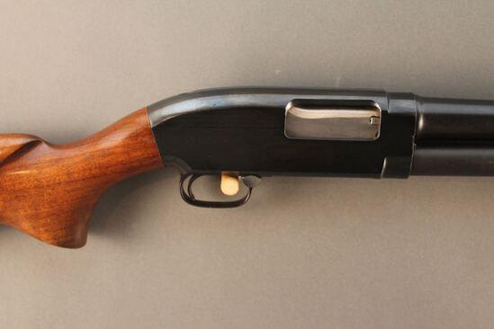 WINCHESTER MODEL 12, 12GA PUMP ACTION SHOTGUN, S#1825171F