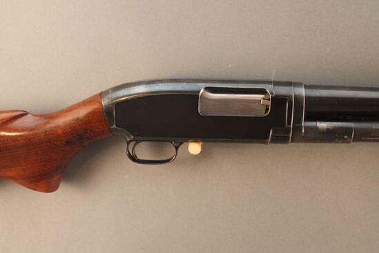 WINCHESTER MODEL 12 HEAVY DUCK, 12GA PUMP ACTION SHOTGUN, S#1324094