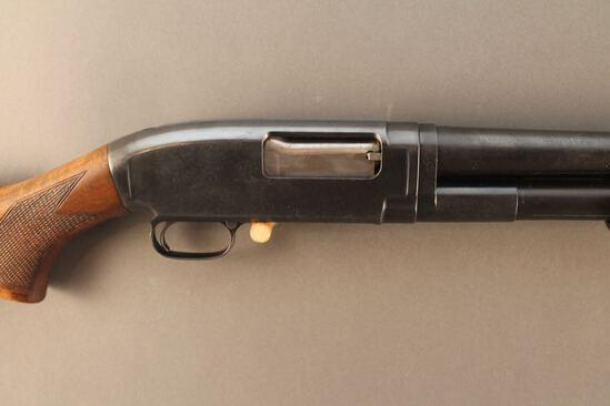 WINCHESTER MODEL 12 HEAVY DUCK, 12GA PUMP ACTION SHOTGUN, S#825612
