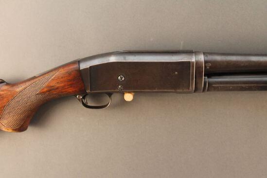 REMINGTON MODEL 29, 12GA PUMP ACTION SHOTGUN, S#24292