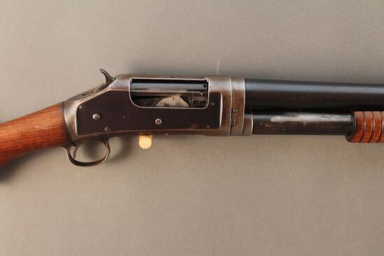 WINCHESTER MODEL 1897, 12GA, PUMP ACTION SHOTGUN, S#558474