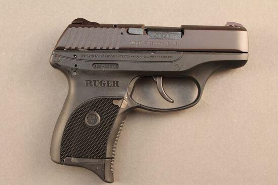 handgun RUGER LC9, 9MM SEMI-AUTO PISTOL, S#320-15815